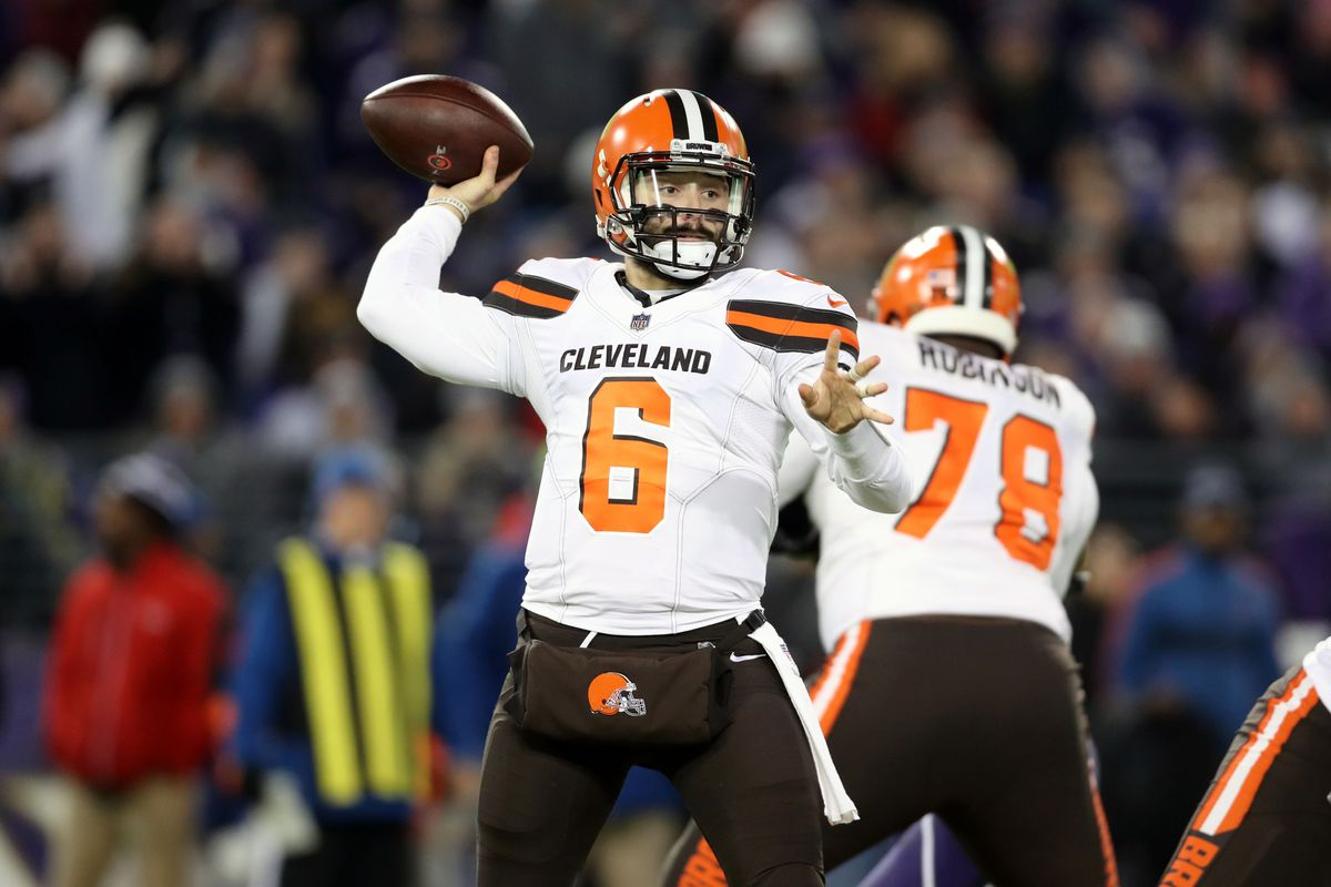 Baker Mayfield and the Browns are getting a lot of hype, but they might not be ready for the spotlight just yet.
