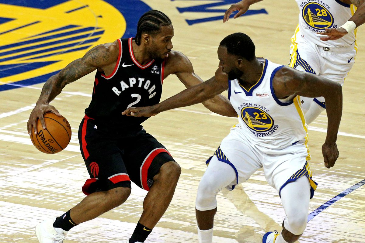 Kawhi Leonard has led the way for the Raptors on their drive for their first-ever NBA title.