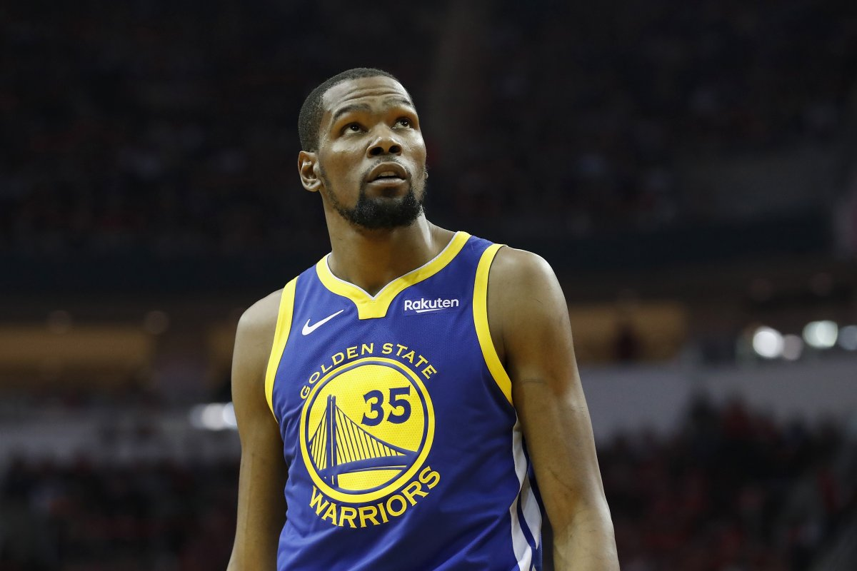 Kevin Durant joined Kyrie Irving in signing with the Brooklyn Nets and making them one of the favorites for the 2019-20 NBA season.