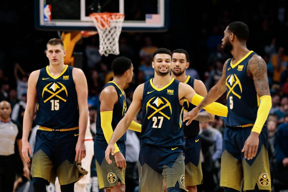 The Denver Nuggets surprised some last season with their regular-season success, but now they're looking to take the next step in 2019-20.