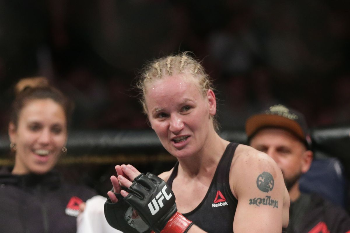 Valentina Shevchenko is a heavy favorite in her bout with Liz Carmouche at UFC 156 on Saturday.