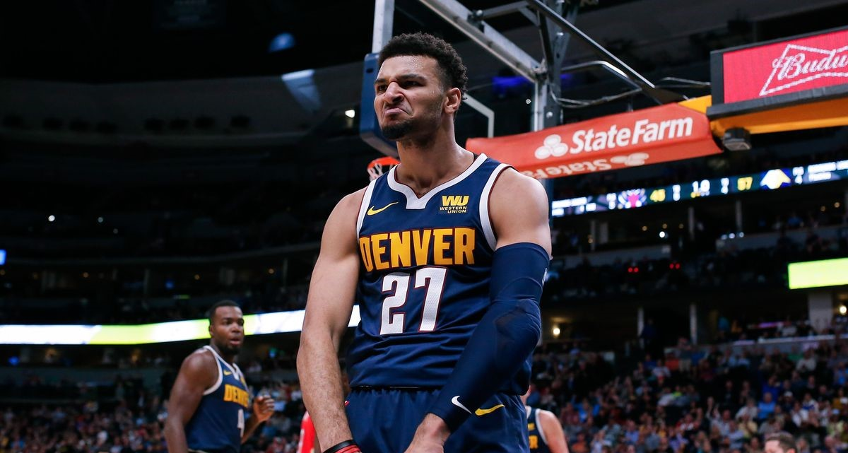 Jamal Murray and the Nuggets began their 2019-20 campaign with a pair of wins.