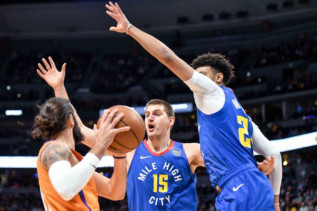The Denver Nuggets' defense has helped carry the team to a 13-3 mark and six straight wins heading into Saturday's game at Sacramento.