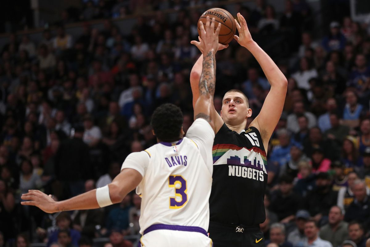 Nikola Jokic will have a battle on his hands against the Philadelphia 76ers on Tuesday night.