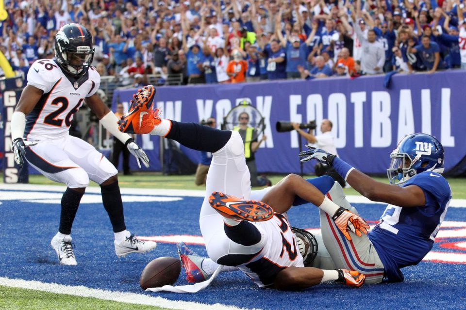 New York Giants at Denver Broncos Betting Preview