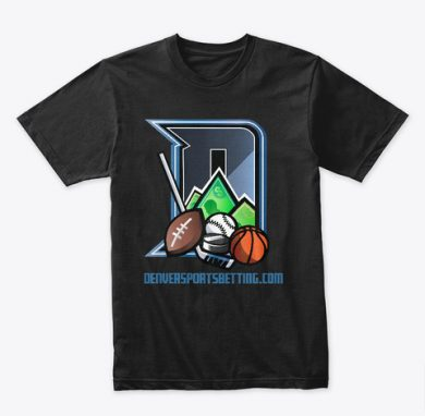 Denver Sports Betting Tee